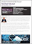TechTalk the Office of Information and Technology TechTalk Newsletter